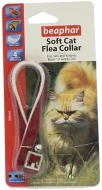 3 Pack Beaphar Cat Flea Collar Reflective
