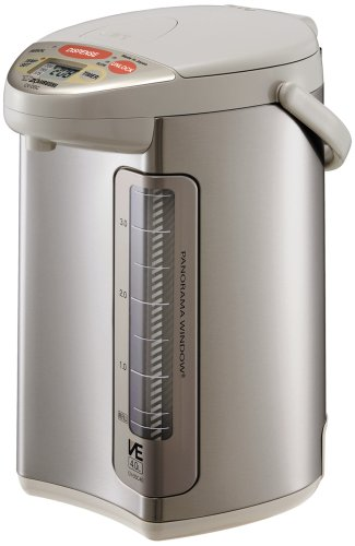 Amazon.com: Zojirushi CV-DSC40 VE Hybrid Water Boiler and Warmer ...