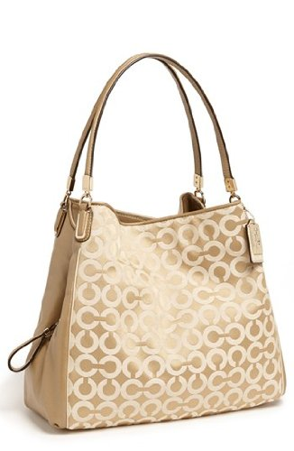 Coach Op Art Shoulder Bag - 2