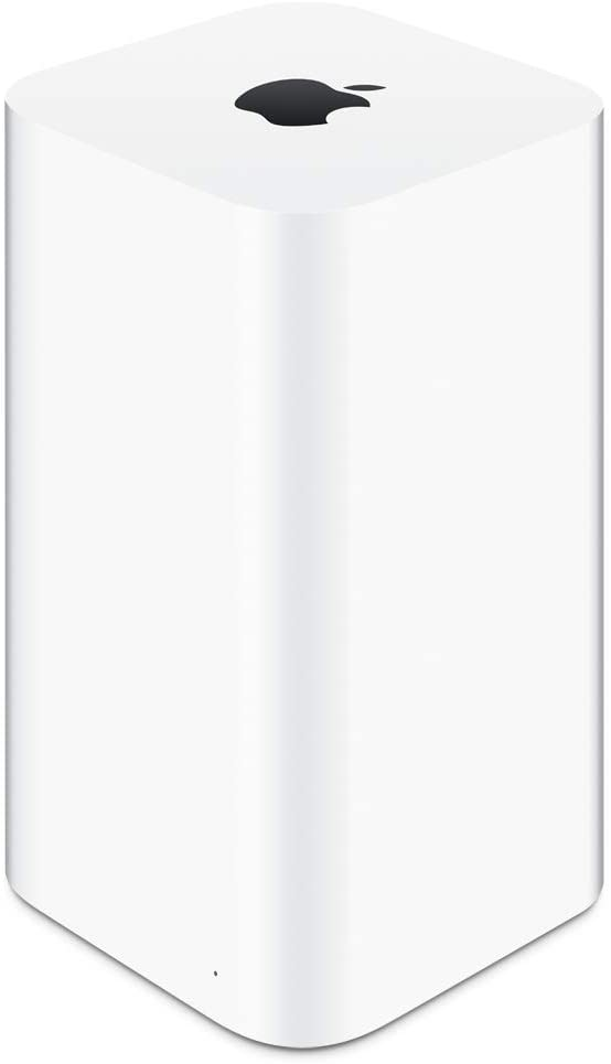Apple ME177LL/A Time Capsule 2TB (Renewed), White