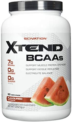 Scivation Xtend Intra-Workout Catalyst, Watermelon MADNESS, 90 Servings 2 PACK