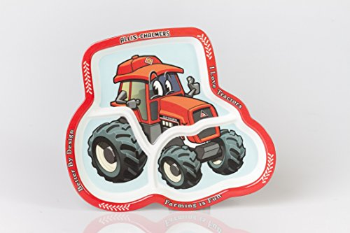 Allis-Chalmers Tractor Children's Melamine Plate