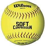 Wilson A9117 Soft Compression Softball