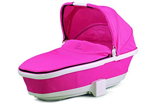 Quinny Tukk Foldable Carrier, Pink Precious by Quinny
