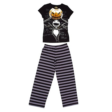 The Nightmare Before Christmas Pyjamas (can be personalised ...
