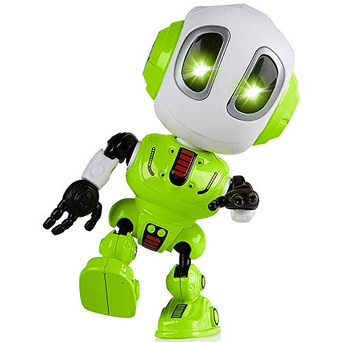 Cool Toys for 3-8 Year Old Boys Girls, Talking Robot for Kids Fun Gifts for Kids Age 3-8 Popular Toys for 3-8 Year Old Boys Girls Smart Toys for 3-8 Year Old Boys Girls Toddler Electronic Toys