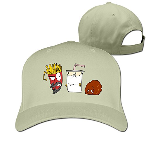 Aqua Teen Hunger Force Fries (Jackey Aqua Teen Hunger Force Baseball)