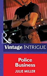 Police Business (Mills & Boon Intrigue) (The Precinct - Book 2)
