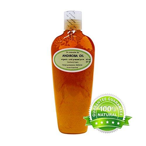 Andiroba Oil Unrefined (Virgin) Organic 100% Pure 8 oz