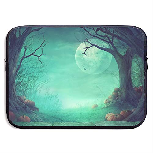 LiaanQianga Halloween Night 13-15 Inch Laptop Sleeve Bag