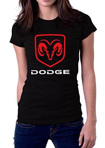 dodge-ram-logo-viper-charger-car-womens-t-shirt-medium-black