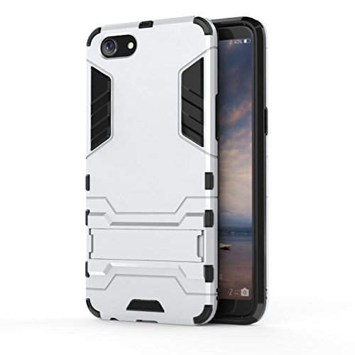 save off d9419 dc352 Amazon.com: Kingru Shockproof Case for OPPO A83, TPU+ PC Protective ...