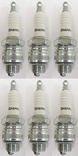 (Champion 592M RJ12C Copper Marine Spark Plug Pack of 6)
