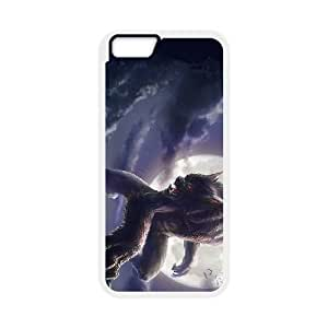 iPhone6 Plus 5.5 inch Phone Cases White Werewolf FSG537674