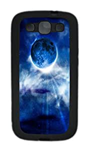Samsung Galaxy S3 I9300 Cases & Covers -Universe Planet 21 Custom TPU Soft Case Cover Protector forSamsung Galaxy S3 I9300¨CBlack