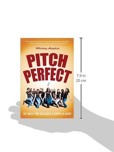 5cace64edda Pitch Perfect - 9781592404636 - Livros na Amazon Brasil