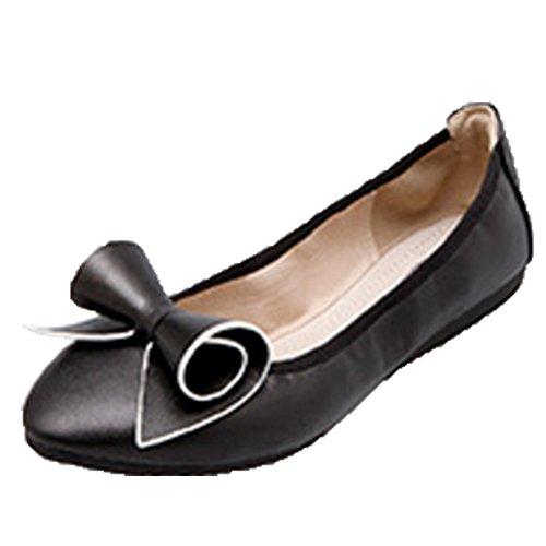 Ballet Women's Ballet Black Flats Opsun Ballet Women's Women's Opsun Opsun Flats Black BqFXw