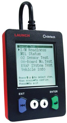 UPC 884508001086, LAUNCH 301050076 Code Reader with LCD Screen Live Data