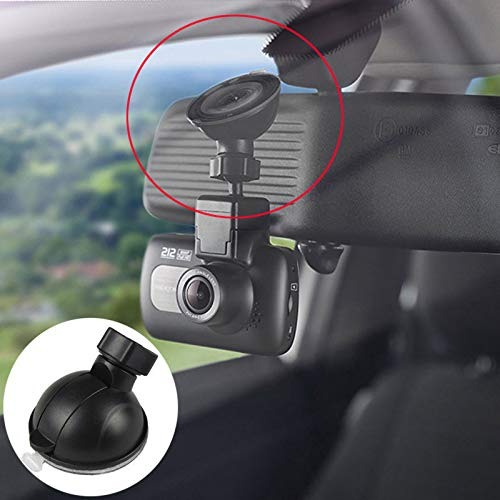 Elegantamazing Auto Supporto a Ventosa per Nextbase DVR 112/212/312/GW 412/GW