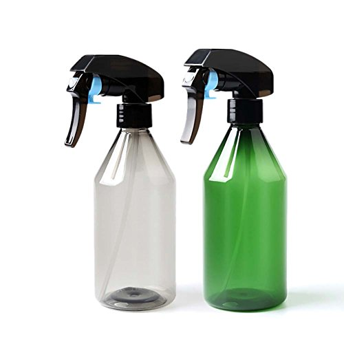 Spray Bottles Refillable Leakproof Travel Bottle for Eco-Friendly Cleaning Products, Pet Care, Misting Plants and Flowers, Hair Care ()