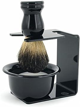 WiCareYo 3 en 1 hombres afeitar la maquinilla de afeitar limpiar ...