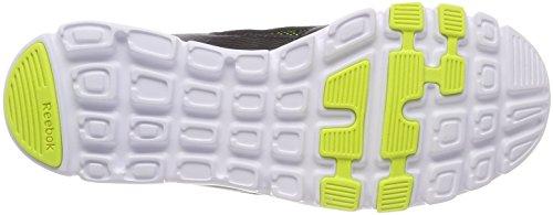 10 White White Solar Hombre Negro Yourflex Deporte Yellow Black MT Zapatillas de Yellow Solar Train para Reebok Black EfqTPTC