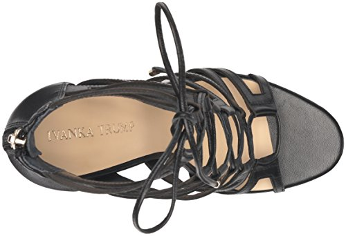 Ivanka Sandal Trump Black Hallee Women's Dress 1x0wHr17
