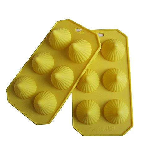 CP Global Pvt Ltd Modak Shape 6 Cavity Silicone Mold Set of 1 Price & Reviews