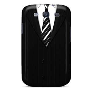 New Arrival Galaxy S3 Case Suit And Tie Case Cover