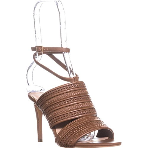 BCBGeneration Women's Karli Caramel Smooth Nappa/Smooth Calf Sandal