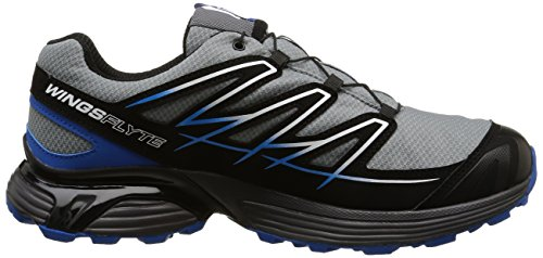 Grey Black Herren Union GTX Salomon Flyte Pearl Wings Grau Blue Traillaufschuhe BOq08wt