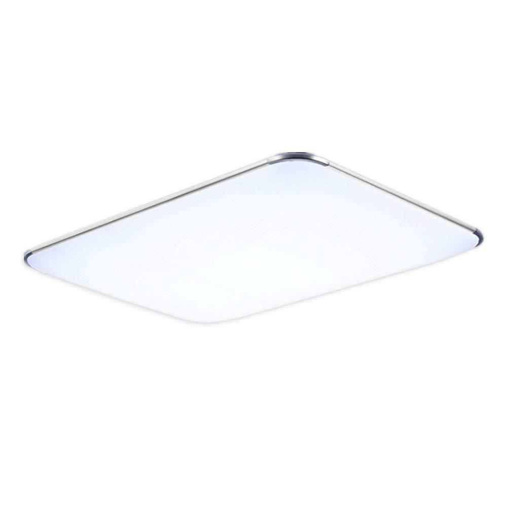 48W LED Blanco Frío Ultraslim Moderno Lámpara de techo dormitorio Cocina Piso Salón Lámpara de pared Lámpara Ahorro De Energía Luz