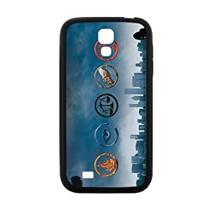 Cool painting City Hot Seller Stylish Hard Case For Samsung Galaxy S4