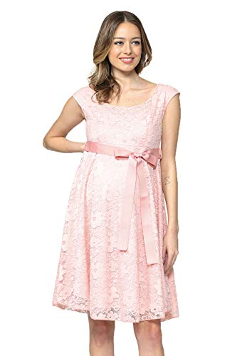 Buy baby shower dresses for pregnant women pink