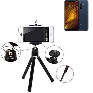 K-S-Trade Smartphone trípode/Soporte móvil/trípode como ...
