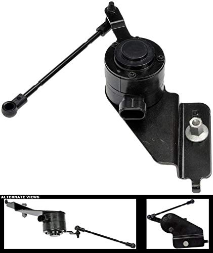 Passenger-Side Rear; Replaces 25767364, ER10029 APDTY 120153 Suspension Ride Height Sensor Fits Rear Right 2006-2011 Buick Lucerne or Cadillac DTS