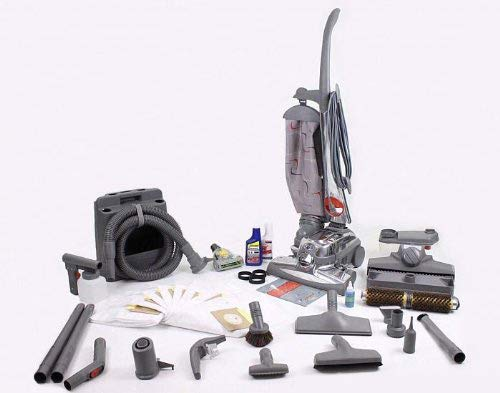 Kirby Sentria G10 Vacuum LOADED with tools, shampooer, hardwood and pet tool (Certified Refurbished)