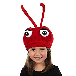 elope Plush Ant Costume Hat for Kids