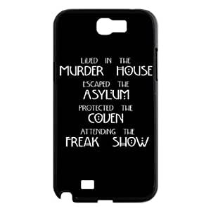 Customized Hard Back For SamSung Galaxy S3 Case Cover with American Horror Story