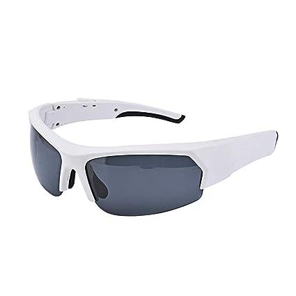 Xiaoqin Auriculares inalámbricos Bluetooth Lentes polarizadas Gafas de Sol Estéreo Manos Libres Auriculares para iPhone Samsung