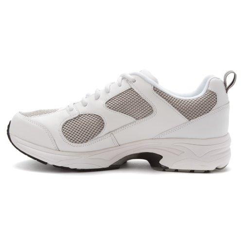 Trok Schoen Heren Lightning Ii Sneakers, Wit, 7 W