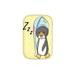 Amazon com: Sleepy Baby Penguin in Hood Ready to Bed