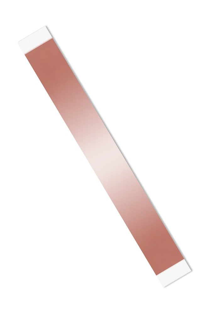 "TapeCase 1181 0.5""SQ-250 Copper/Acrylic Adhesive, Foil Tape with Conductive Adhesive-Converted from 3M 1181, Length: 0.5"", Width: 0.5"" (Pack of 250)"
