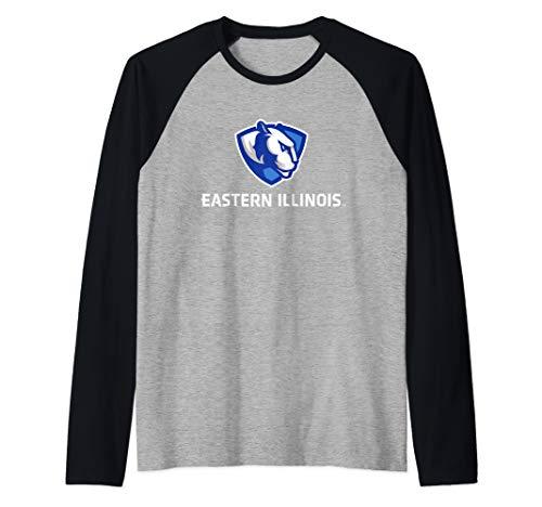 Eastern Illinois Panthers University NCAA PPEIU01 Raglan Baseball Tee