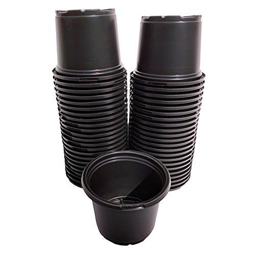 plastic pots for plants 250 - 9