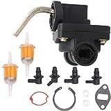 #7: 4755908 Fuel Pump Kohler K-Series K241 K301 K321 K341-10 12 14 16 hp Engines Replaces Kohler Part Number A-235845 A-235845-S A-236205 A-236205-S A-236207 4739319 4739319-S 4739361 4739361-S 4755901