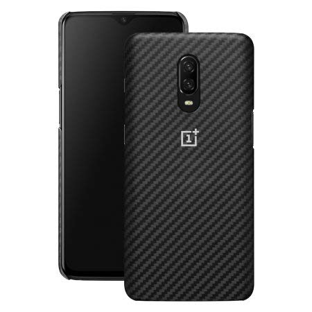 OnePlus 6T Protective Case Karbon, Flexible Sturdy and Lightweight Specially Made for The OnePlus 6T by OnePlus.