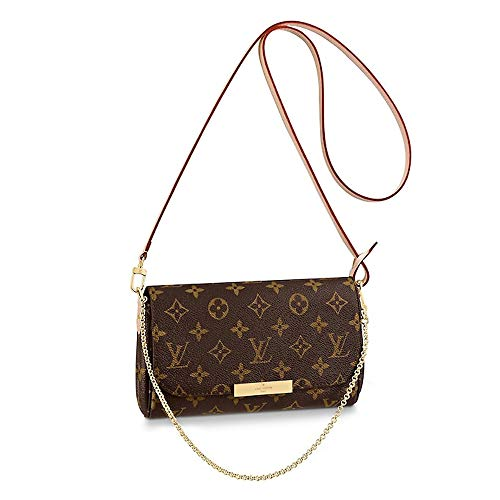 LLVV Women's Monogram canvas Favorite handbags ()