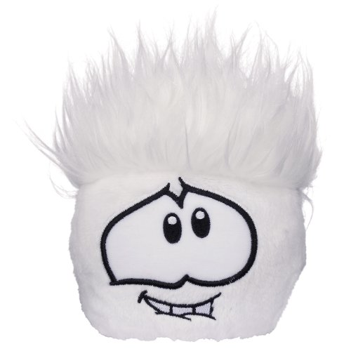 (Club Penguin Puffle Plush - Wave 7 - Puffle Party 2011 White (Wave 4) )