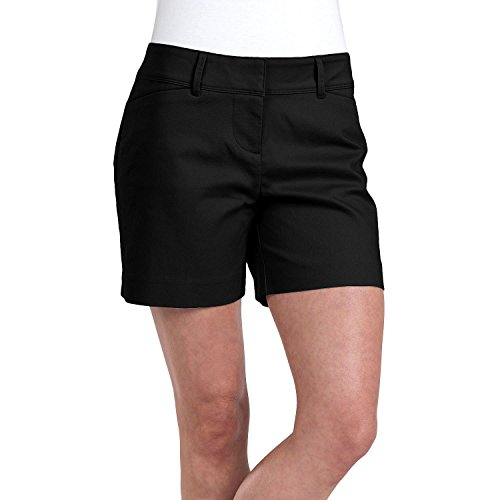 The Limited 5-Inch Tailored Short (10, Black 2) from The Limited